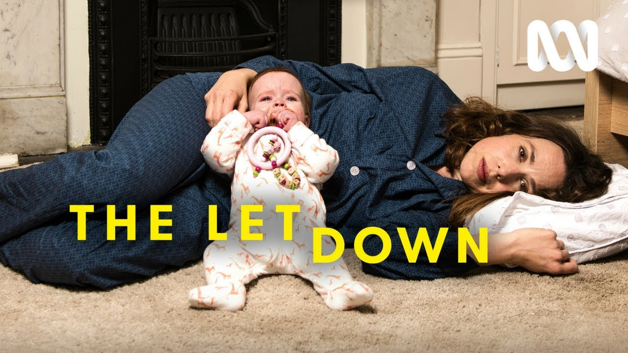 serie de Netflix para mamas