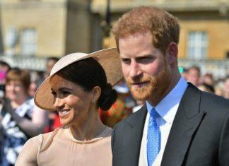 ¡No lo creerás! Devolvieron regalos de la Boda Real los Duques de Sussex