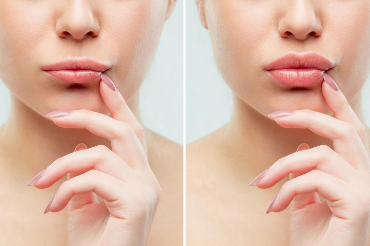 Como maquillarse los labios 11