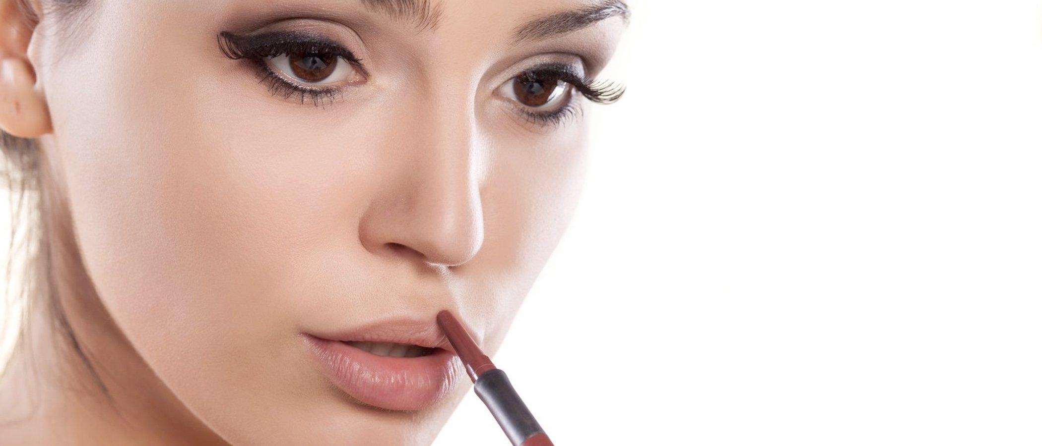 Como maquillarse los labios 18