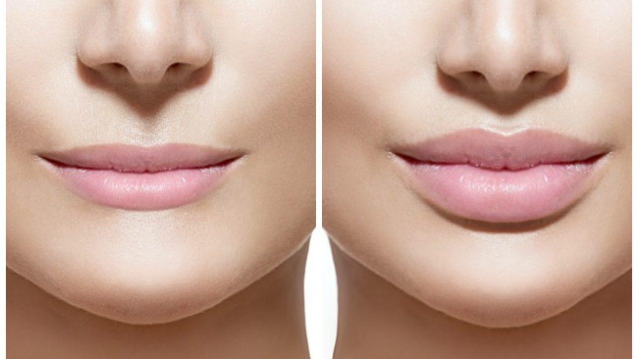Como maquillarse los labios 8